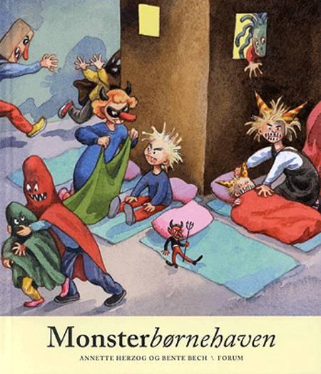 Monsterbørnehaven af Annette Herzog