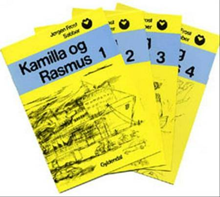 Kamilla og Rasmus af Jørgen Frost