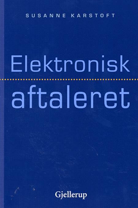 Elektronisk aftaleret af Susanne Karstoft