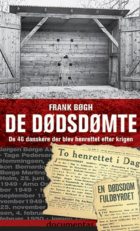 De dødsdømte af Frank Bøgh