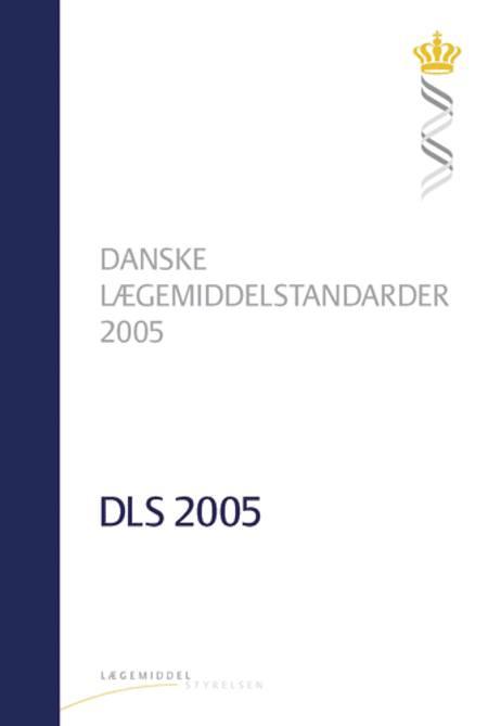 Danske lægemiddelstandarder af Lægemiddelstyrelsen