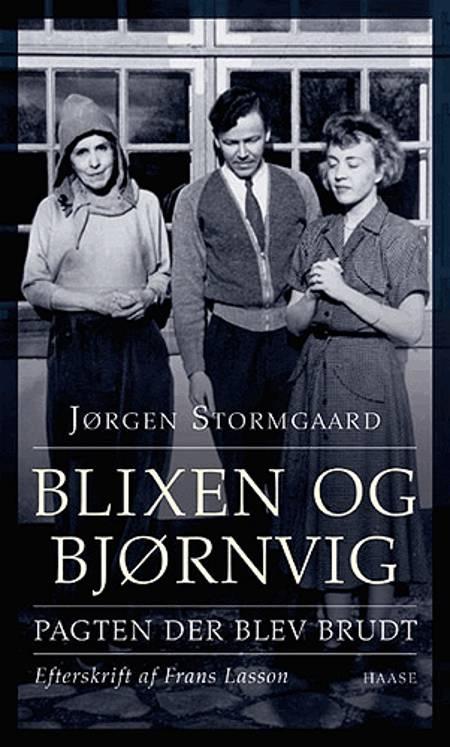 Blixen og Bjørnvig af Jørgen Stormgaard
