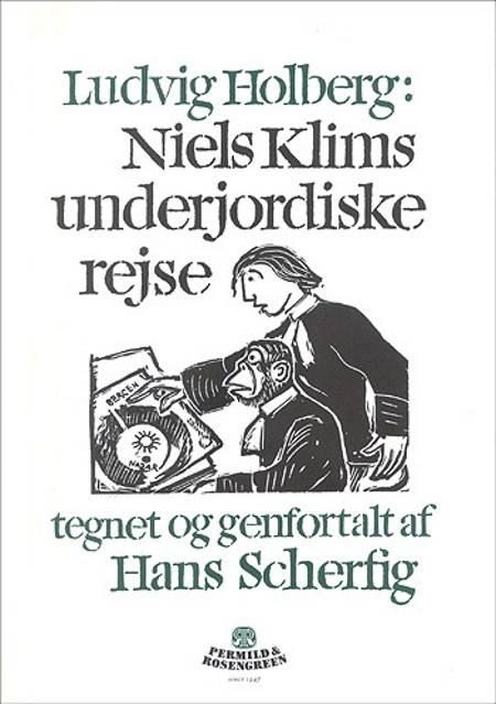 Niels Klims underjordiske rejse af Ludvig Holberg