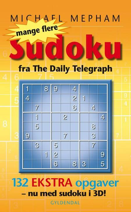 Mange flere Sudoku - med 3D opgaver af Michael Mepham