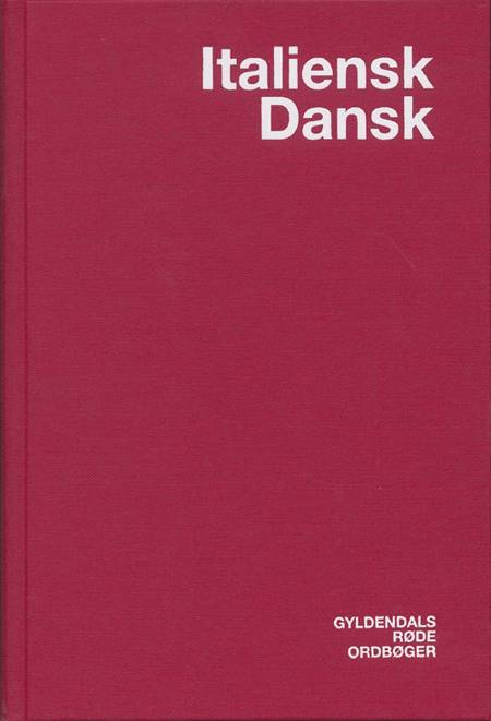 Italiensk-dansk ordbog af Gerhard Boysen og Erling Strudsholm m.fl.