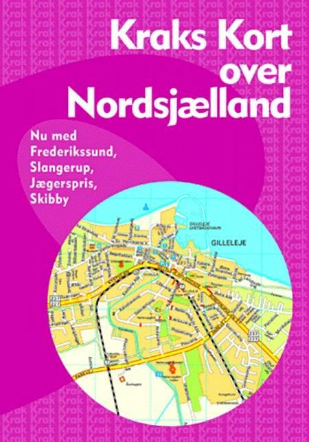 krak kort over sjælland