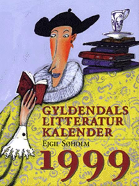 Gyldendals litteraturkalender af Ejgil Søholm