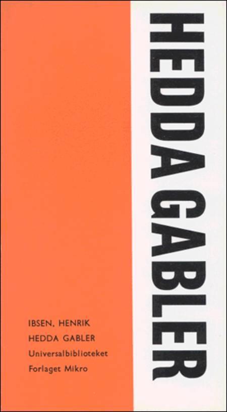Hedda Gabler af Henrik Ibsen