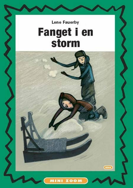 Fanget i en storm af Lene Fauerby