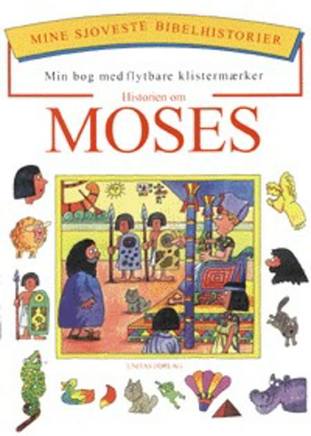 Historien om Moses af Graham Round