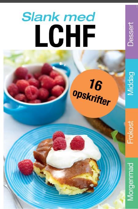 Opskrifter til LCHF-Kuren 2 af Familie Journal