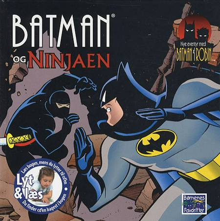 Batman Og Ninjaen af Steve Perry og Chip Lovitt