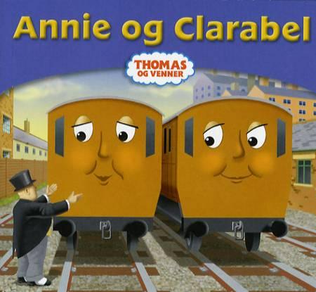 Annie og Clarabel af W. Awdry