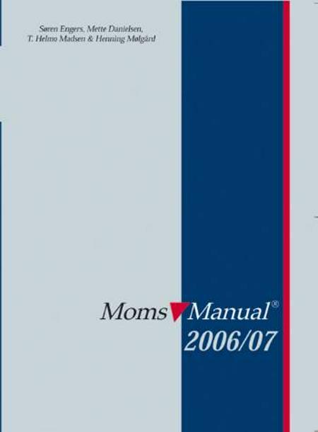 MomsManual af Henning Mølgård, Søren Engers, Mette Danielsen og Søren Engers Petersen m.fl.