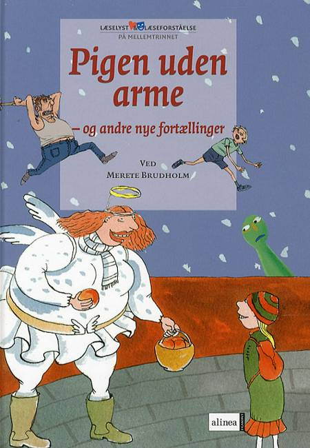 Pigen uden arme - og andre nye fortællinger af Merete Brudholm