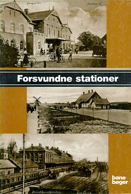 Forsvundne stationer af Peer Thomassen