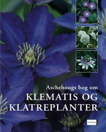 Aschehougs bog om klematis og klatreplanter