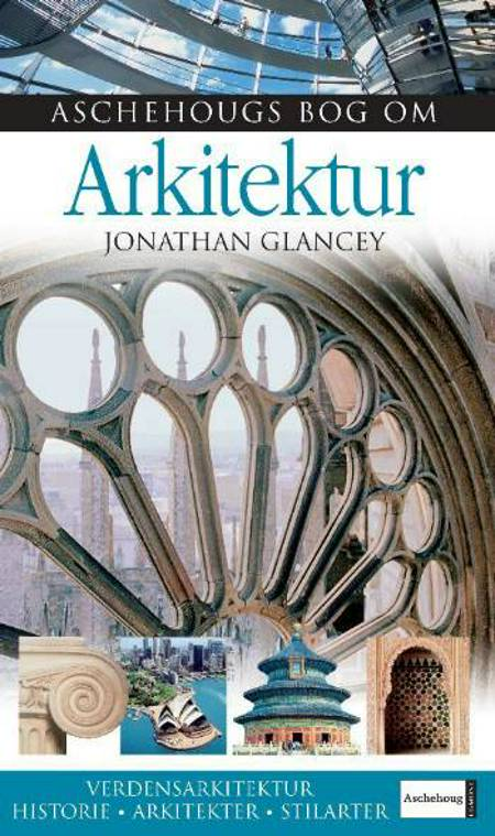 Aschehougs bog om Arkitektur af Jonathan Glancey