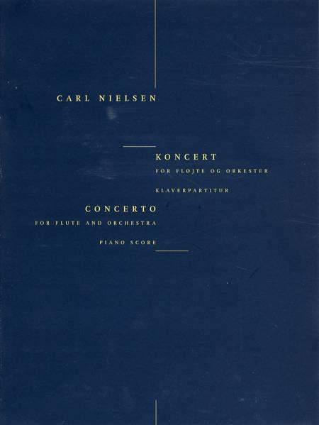 Koncert for fløjte og orkester af Carl Nielsen