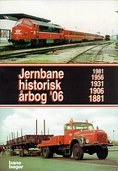 Jernbanehistorisk årbog af John Poulsen