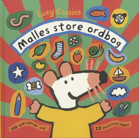 Malles store ordbog af Lucy Cousins