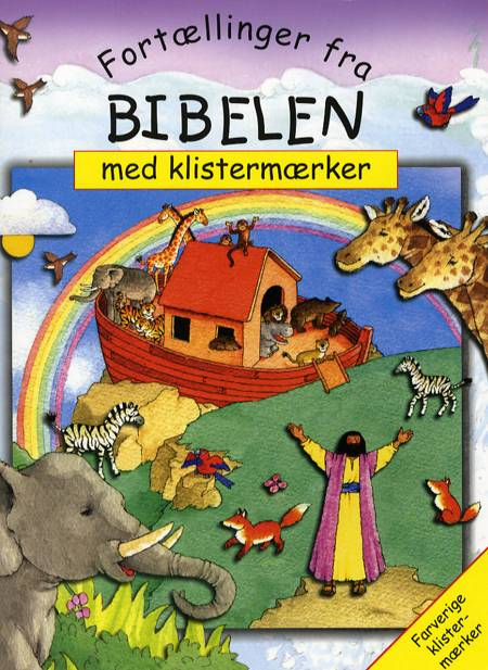 Fortællinger fra Bibelen med klistermærker af Sally Ann Wright og Sally Wright