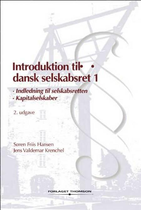 introduktion til dansk selskabsret 2
