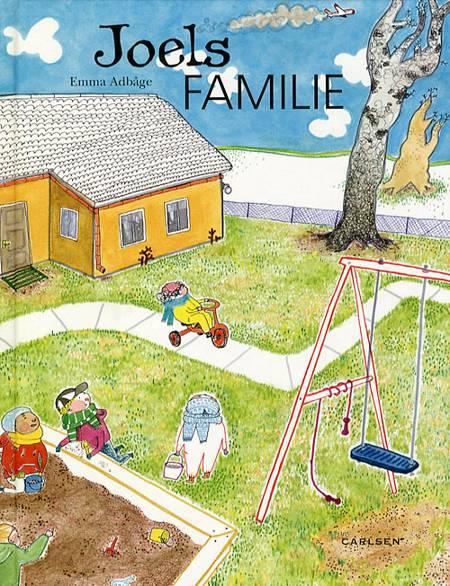 Joels familie af Emma Adbåge