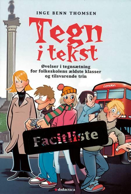 Tegn i tekst af Inge Benn Thomsen