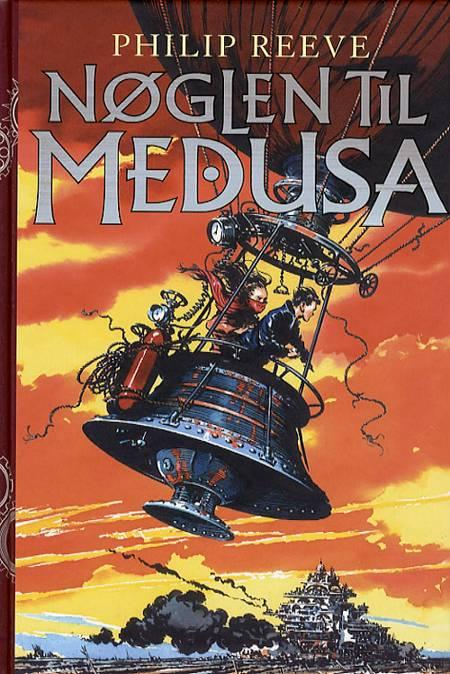 Nøglen til MEDUSA af Philip Reeve