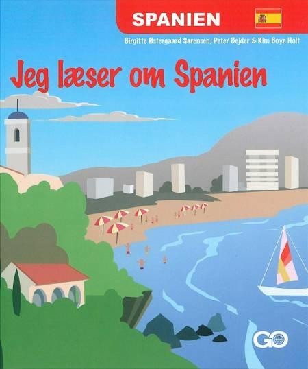 Jeg læser om Spanien af Peter Bejder, Kim Boye Holt og Birgitte Østergaard Sørensen