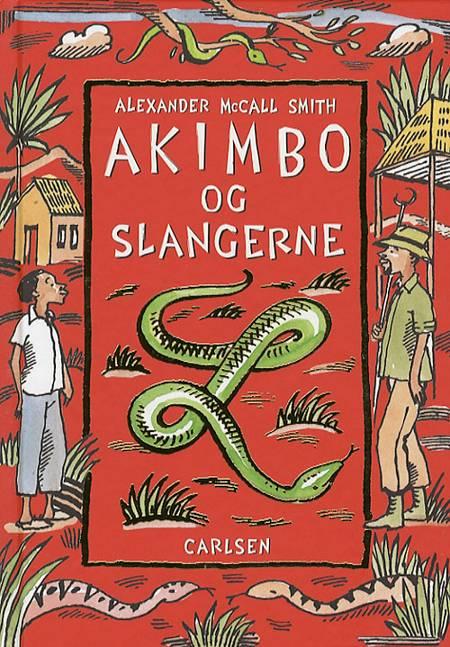 Akimbo og slangerne af Alexander McCall Smith