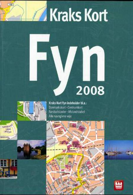 Kraks kort Fyn