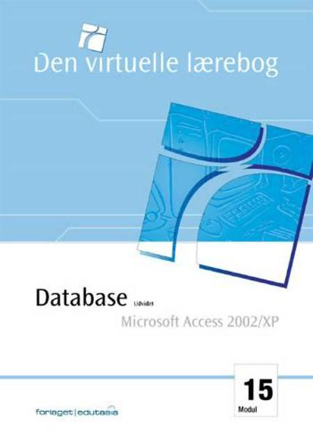 Database, udvidet - Microsoft Access 2002/XP af Lone Riemer Henningsen