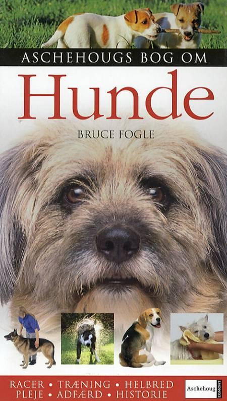 Aschehougs bog om Hunde af Bruce Fogle