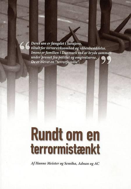 Rundt om en terrormistænkt af Hanne Meister