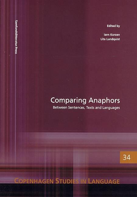 Comparing Anaphors