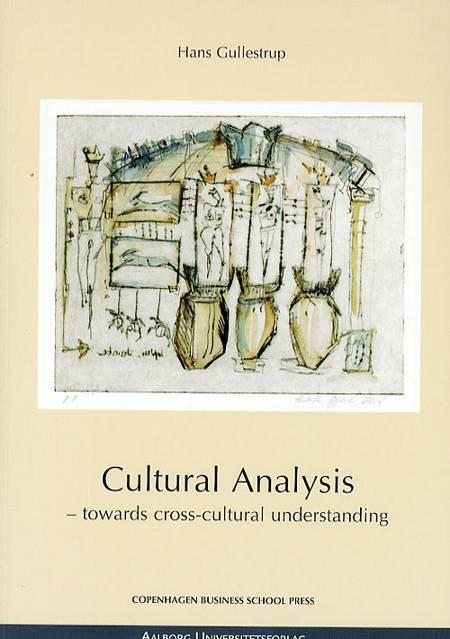 Cultural Analysis af Hans Gullestrup