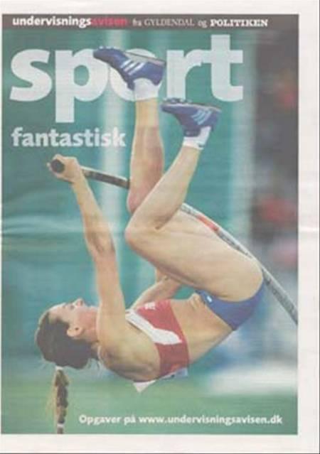 Sport fantastisk af Lise Penter Madsen