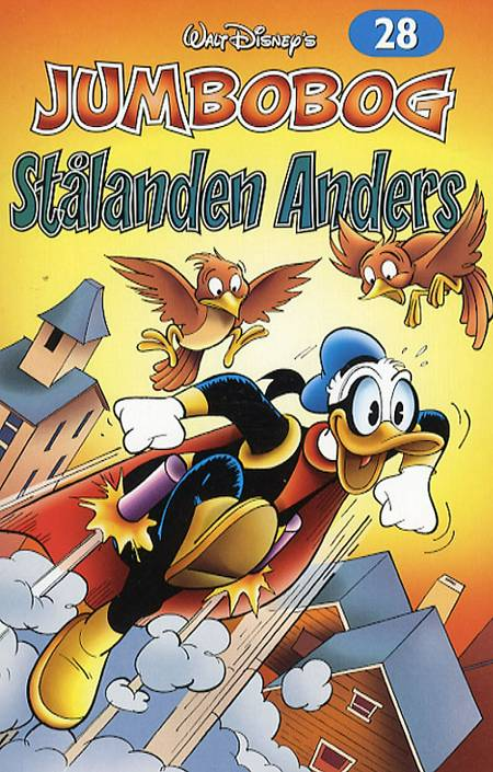 Walt Disney's Stålanden Anders
