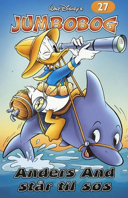 Walt Disney's Anders And står til søs