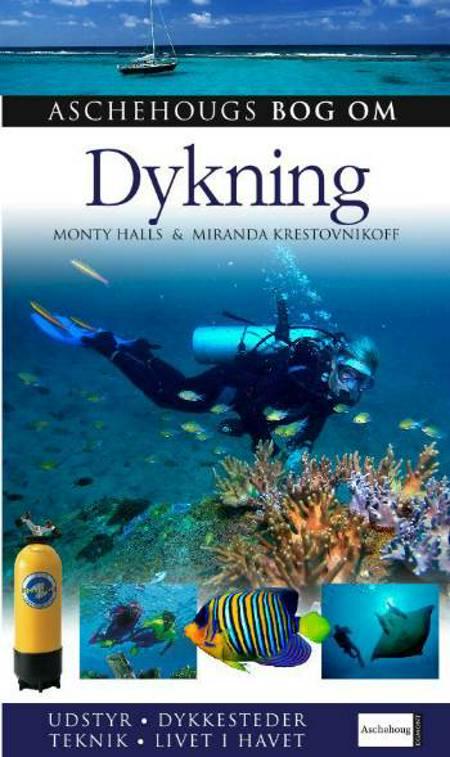 Aschehougs bog om dykning af Monty Halls og Miranda Krestovnikof