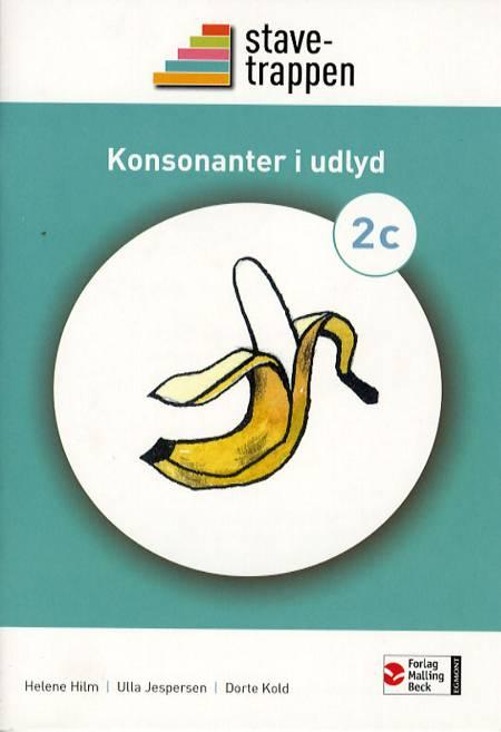 Stavetrappen 2 Konsonanter i udlyd af Dorte Kold, Helene Hilm og Ulla Jespersen