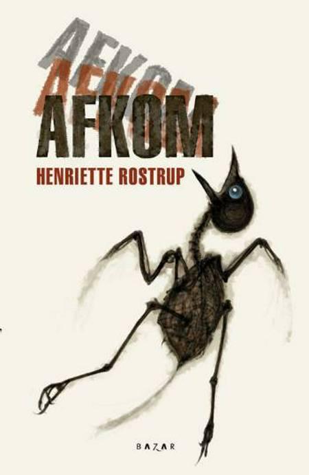 Afkom af Henriette Rostrup