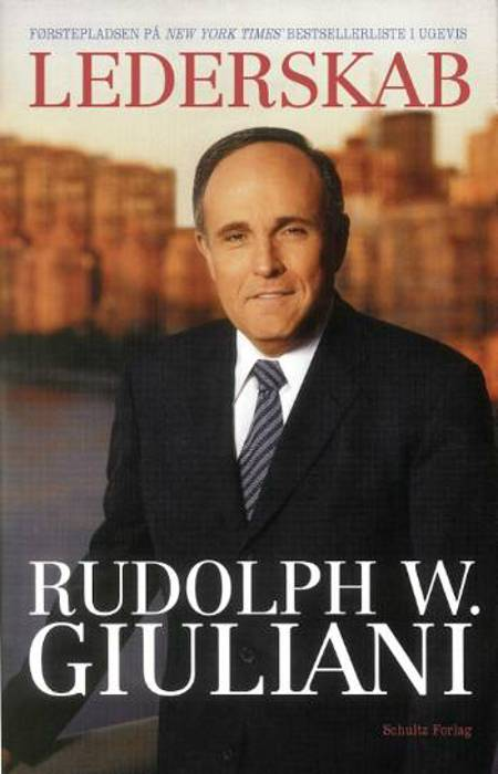 Lederskab af Rudolph W. Giuliani