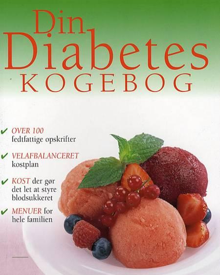 Din diabeteskogebog af Diabetesforeningen i England
