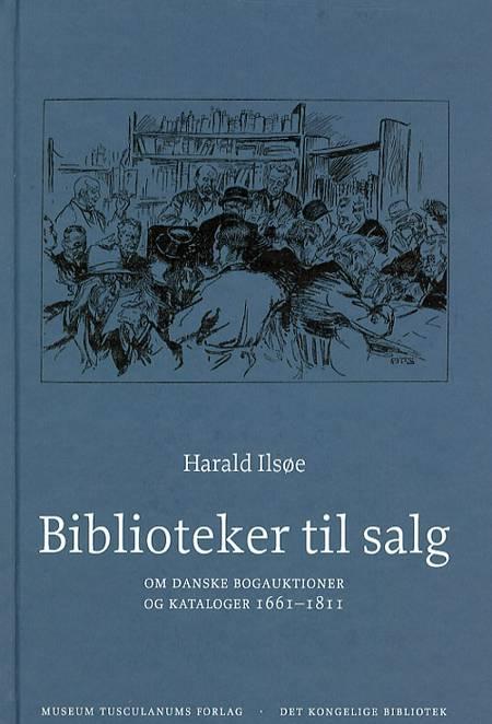 Biblioteker til salg af Harald Ilsøe