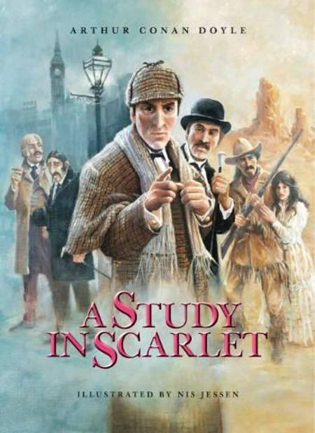 A Study in Scarlet af Arthur Conan Doyle