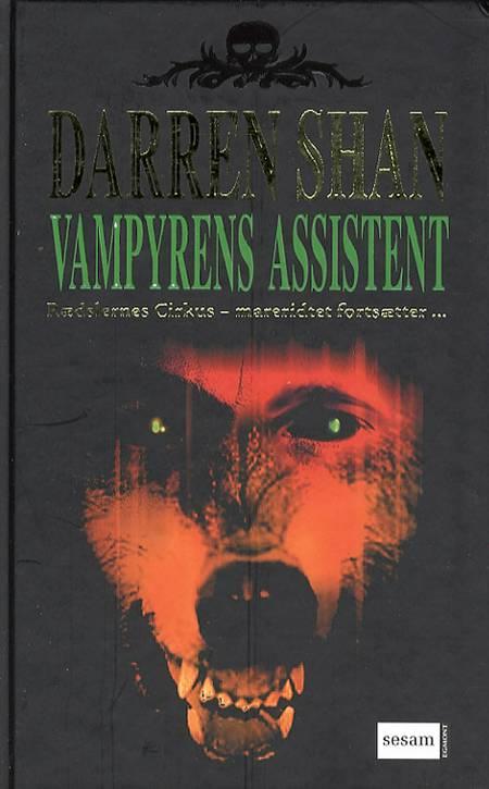 Vampyrens assistent af Darren Shan