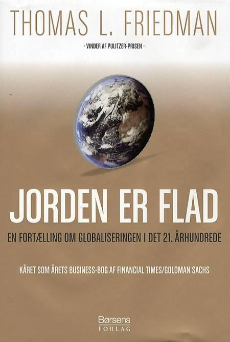 Jorden er flad af Thomas L. Friedman
